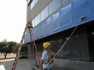 Awning Cleaning Services